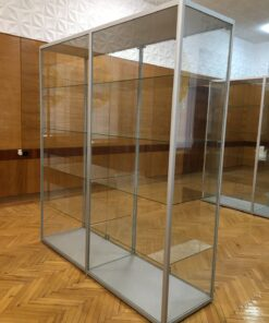 Витрина для музея обороны